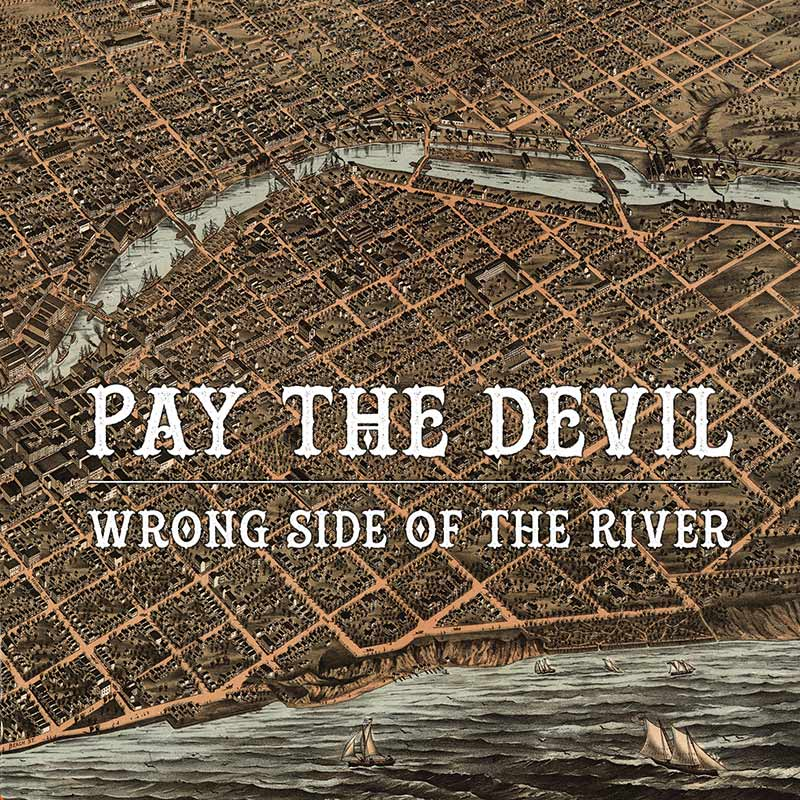 Wrong Side of the River [CD]